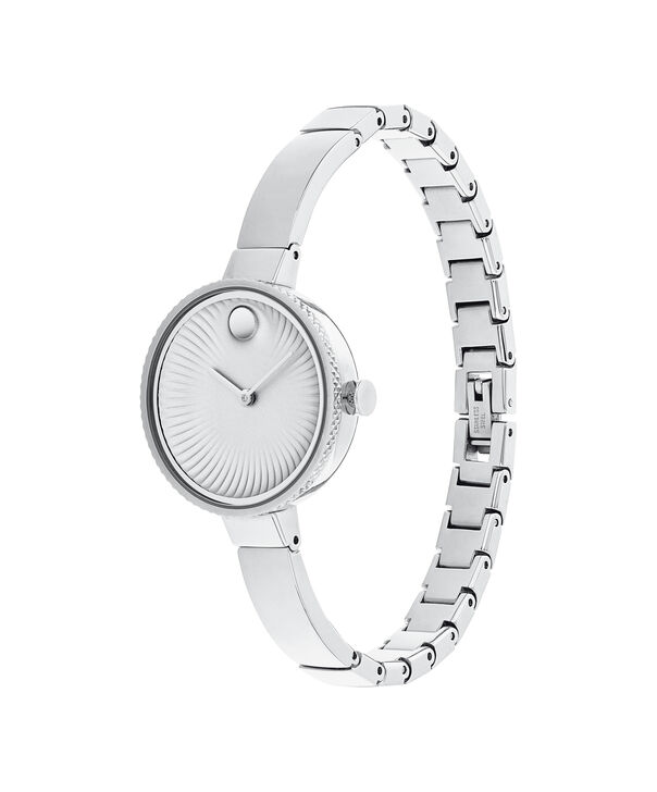 MOVADO Movado Edge3680020 – Women's 28 mm bangle watch - Side view