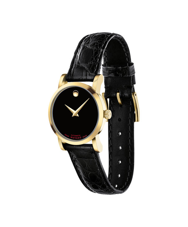 MOVADO Red Label0607010 – Women's 26 mm automatic strap watch - Side view