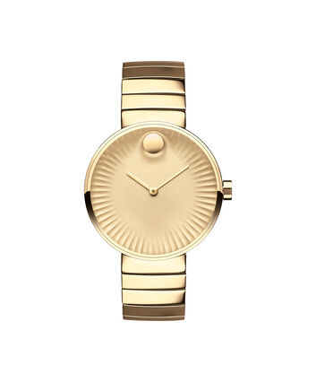 MOVADO Movado Edge3680014 – Women's 34 mm bracelet watch. - Front view