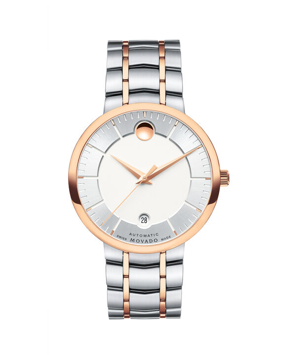 MOVADO 1881 Automatic0607063 – Men's 39.5 mm automatic 3-hand - Front view