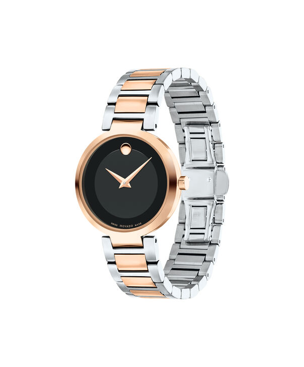 MOVADO Modern Classic0607134 – Women's 28 mm bracelet watch - Side view