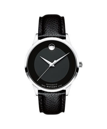 MOVADO Modern Classic0607122 – Men's 39.5 mm automatic 3-hand - Front view