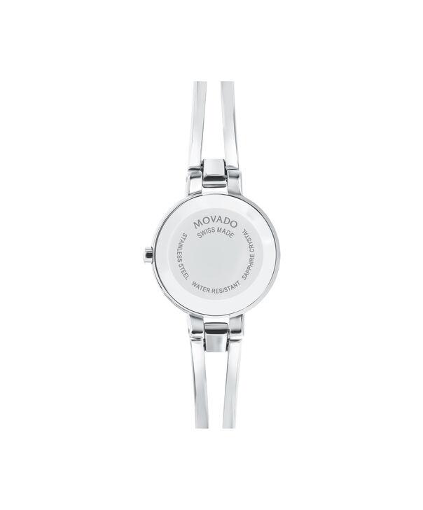 MOVADO Amorosa0607153 – Women's 24 mm bangle watch - Back view