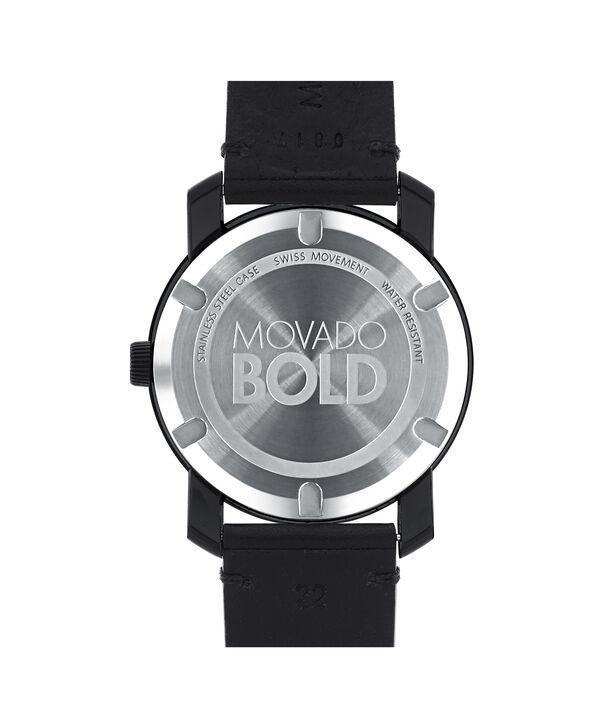 MOVADO 摩凡陀波特 (Movado Bold)3600306 – 42毫米科罗拉多皮带款 - 后视图