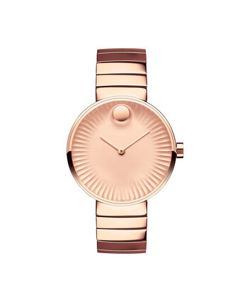 MOVADO Movado Edge3680013 – Women's 34 mm bracelet watch. - Front view
