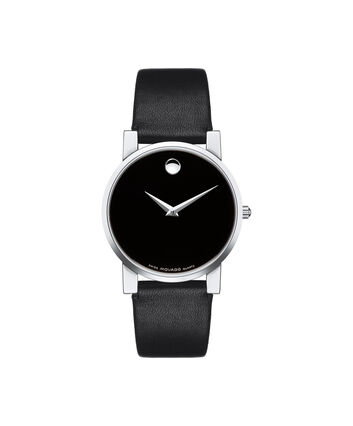 MOVADO Moderna0604230 – Men's 31 mm strap watch - Front view