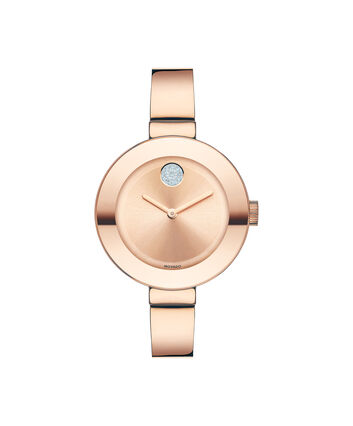 MOVADO Movado BOLD3600202 – 34 mm Metals bangle watch - Front view