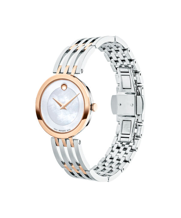 MOVADO Esperanza0607114 – Women's 28 mm bracelet watch - Side view