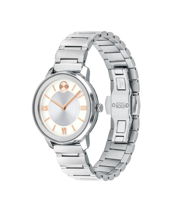 MOVADO Movado BOLD3600590 – 32mm BOLD on Bracelet - 侧面图