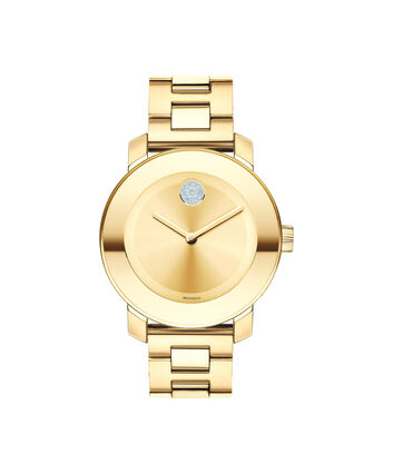 MOVADO Movado BOLD3600104 – 36 mm Metals bracelet watch - Front view