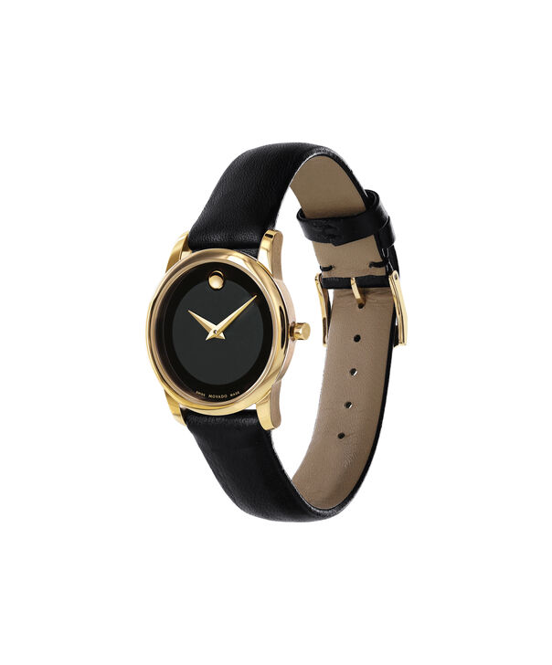 MOVADO Museum Classic0606877 – Women's 28 mm strap watch - Side view