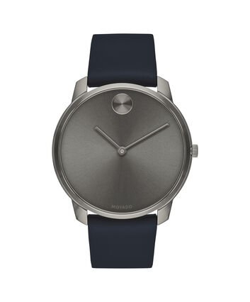 MOVADO Movado Bold3600586 – 42mm BOLD Thin on Strap - 正视图