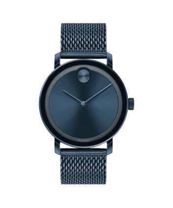 MOVADO Movado BOLD3600610 – 40mm Movado BOLD Evolution on Mesh - Front view