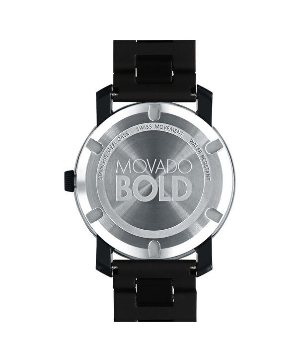 MOVADO 摩凡陀波特 (Movado Bold)3600047 – 42毫米TR90材质表链腕表 - 后视图