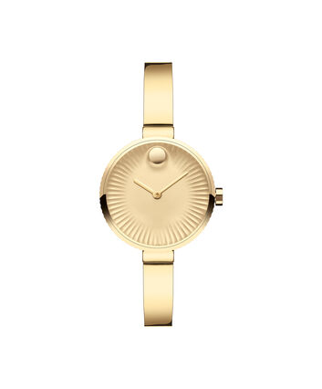 MOVADO Movado Edge3680021 – Women's 28 mm bangle watch - Front view