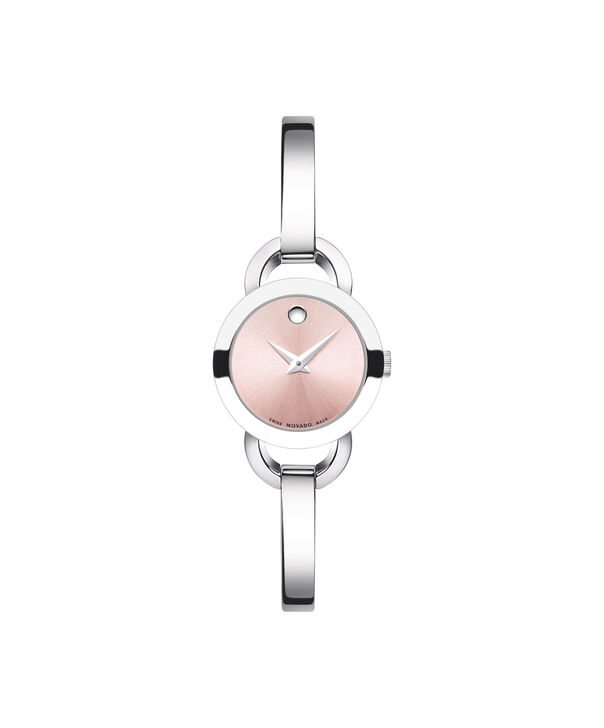 MOVADO Rondiro0606797 – Women's 22 mm bangle watch - Front view