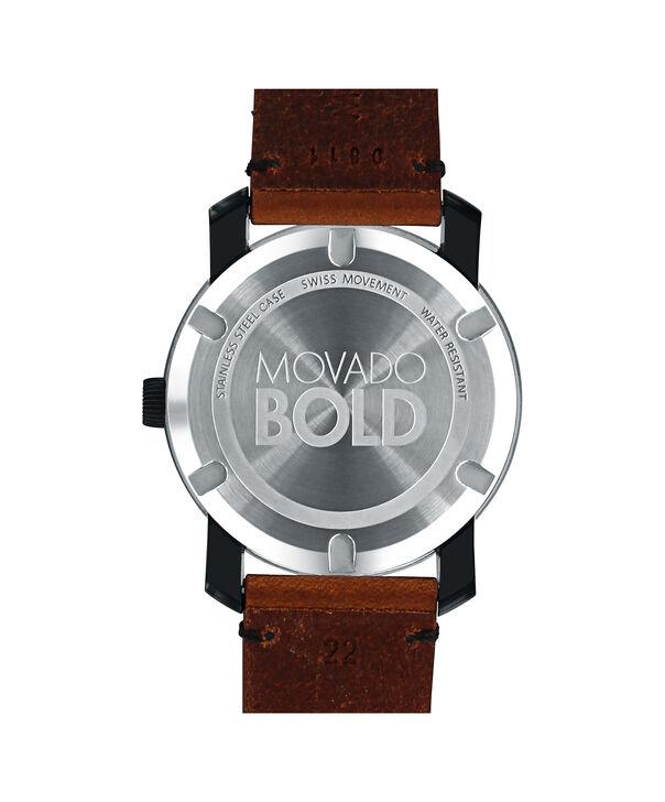 MOVADO Movado BOLD3600305 – 42 mm Colorado strap watch - Back view