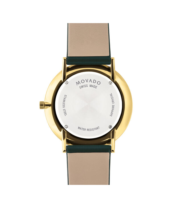 MOVADO Modern 470607260 – Movado.com EXCLUSIVE 40mm strap watch - Back view