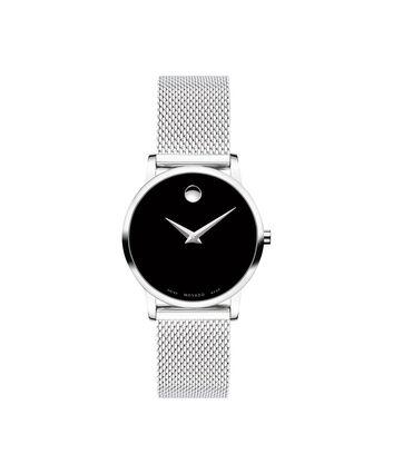 MOVADO Museum Classic0607220 – Women's 26 mm bracelet watch - Front view