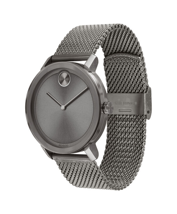 MOVADO Movado BOLD Evolution3600561 – Men's 40 mm bracelet watch - Side view