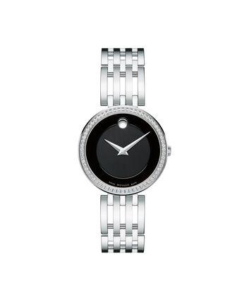 MOVADO 爱莎 (Esperanza)0607052 – 女士28毫米表链腕表 - 正视图