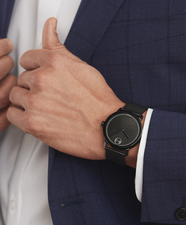 MOVADO Movado BOLD Evolution3600562 – Men's 40 mm bracelet watch - Other view