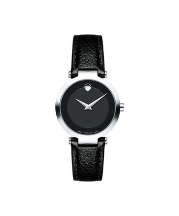 MOVADO Modern Classic0607115 – Women's 28 mm strap watch - Front view