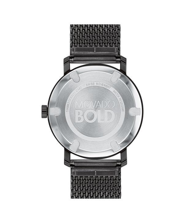 MOVADO Movado BOLD Evolution3600562 – Men's 40 mm bracelet watch - Back view