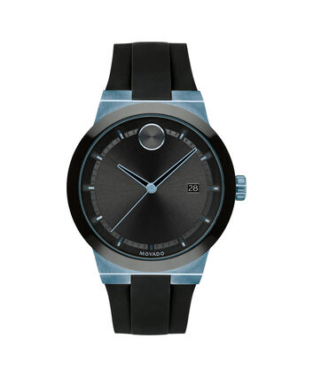 MOVADO Movado BOLD3600626 – 42mm Movado BOLD Fusion on Strap - Front view