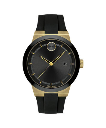 MOVADO Movado BOLD3600623 – 42mm Movado BOLD Fusion on Strap - Front view