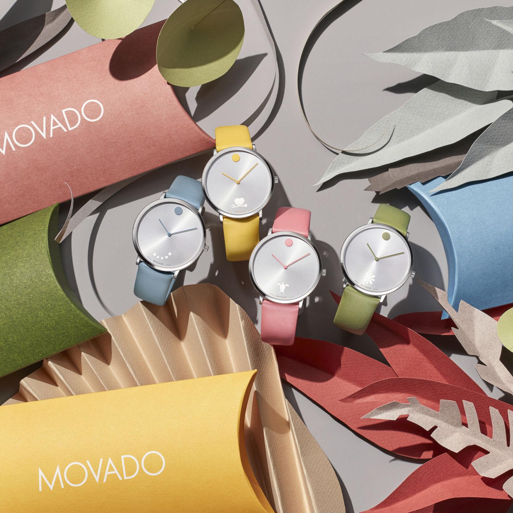 摩凡陀艺术家系列 (Alexi x Movado)