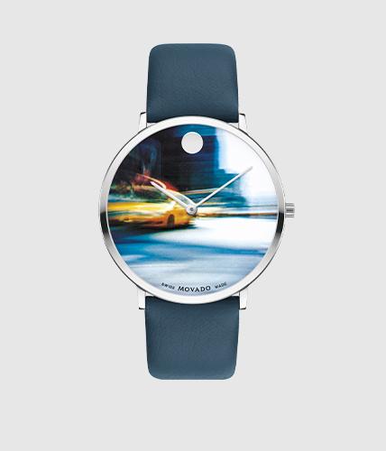 Alexi x Movado Watch Collection